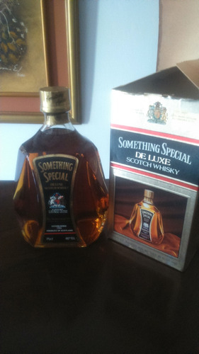 vendo whisky something special