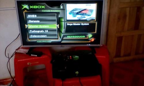vendo xbox arcadia funcional viene con 16.000 juegos retro d