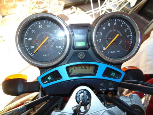vendo ybr 250cc. igual a 0km