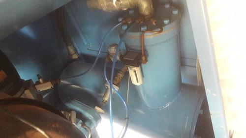 vendo y/o alquilo motocompresor cetec dtr-350a impecable!!!