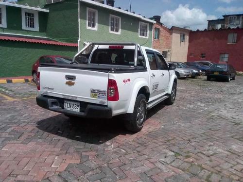 vendo y/o permuto camioneta luv -max 2013.