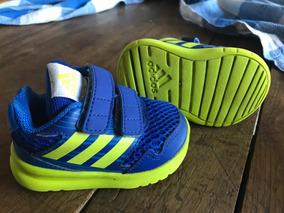 a822f86d2 Zapatillas Adidas Bebe Numero 19 - Ropa y Accesorios en Mercado ...