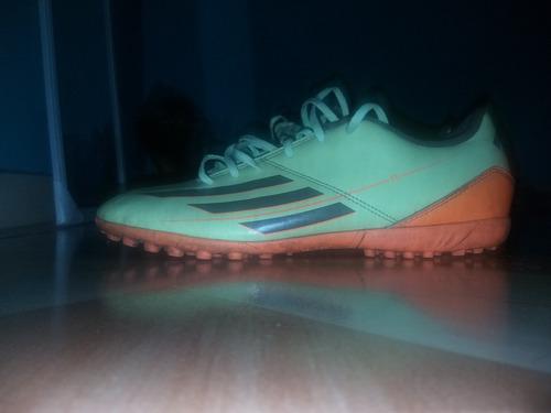 vendo zapatillas de futbol adidas originales talla 43