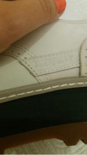 vendo zapatos caterpillar como nuevos