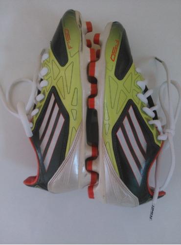 vendo zapatos de futbol adidas f50 micro tacos