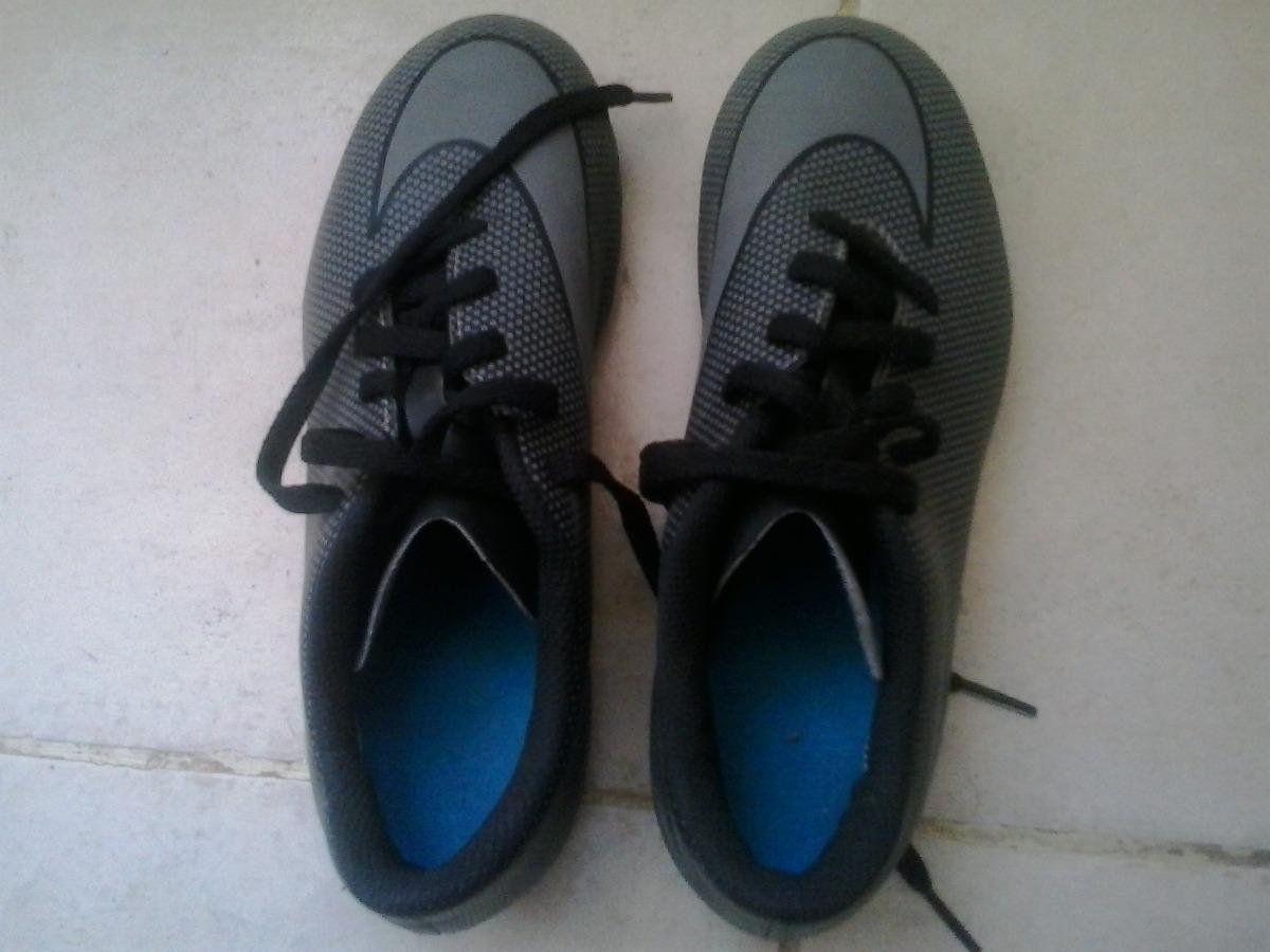 Vendo Zapatos De Fútbol Campo 4198f358ecc71