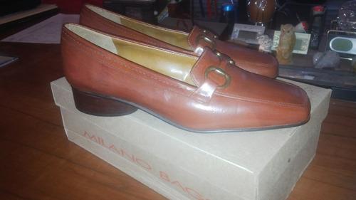 vendo zapatos de mujer milano bags nuevos