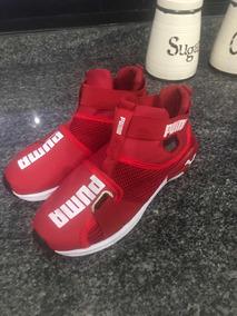 Libre Sonic En Blanco Los Nike Zapatos Puma Mercado Rojo Y kX0PnwNO8