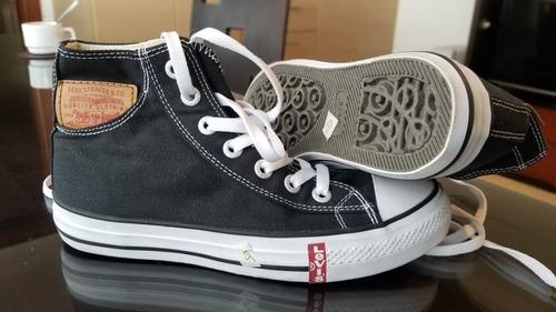 vendo zapatos levis originales usd65