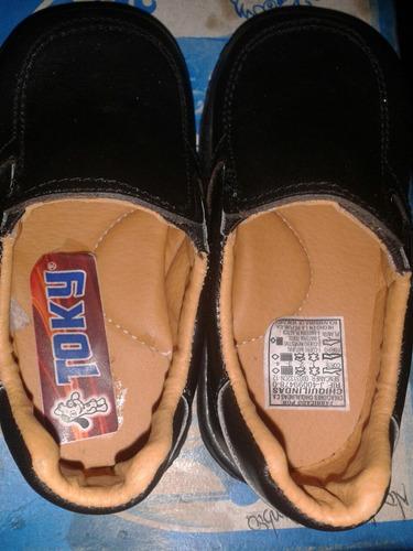 vendo zapatos para niños marca toky nuevo