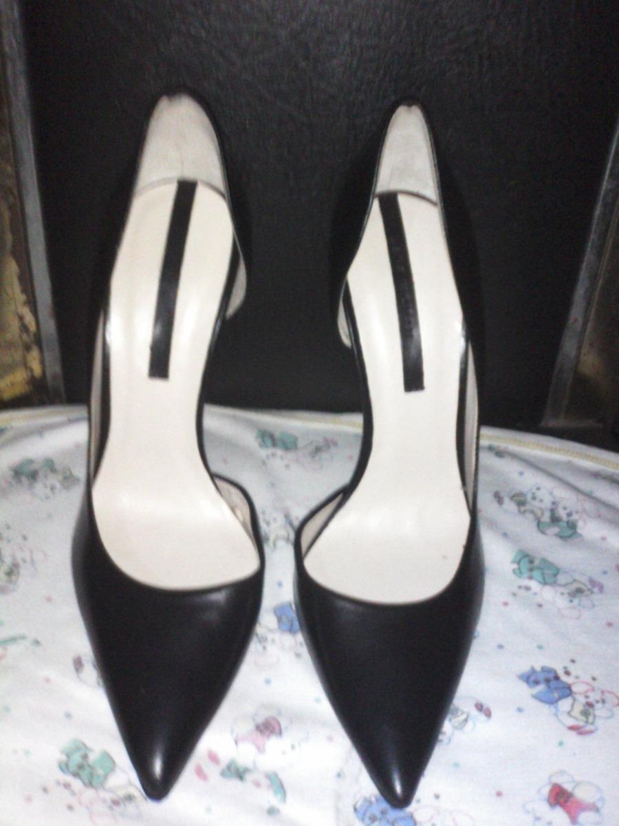 Zapatos De Tacón talla 36 ZARA