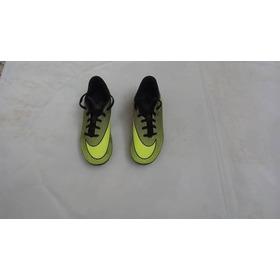 Vendo Zapatos Tacos De Fútbol  Usados , Como Nuevos,