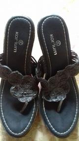 Para Forum En Mujer Chatitas N Mercado Sandalias Negras Calzados kZuPXOi