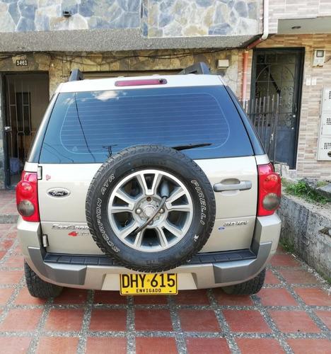 vendocambio ford ecosport 2012 4x4
