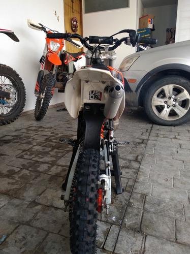 vendo/cambio - moto cross niños ktm 50 sx - modelo 2016