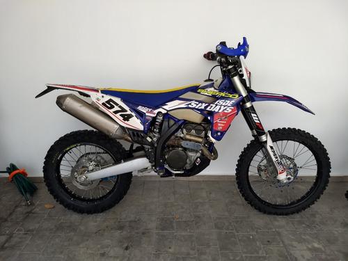 vendo/cambio - sherco sef 300cc - factory edition - año 2015