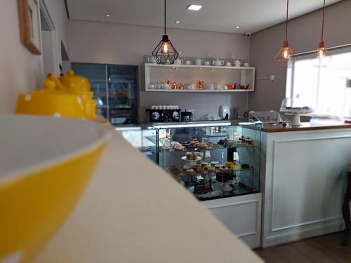 vendo(passo ponto)cafeteria em jundiaí