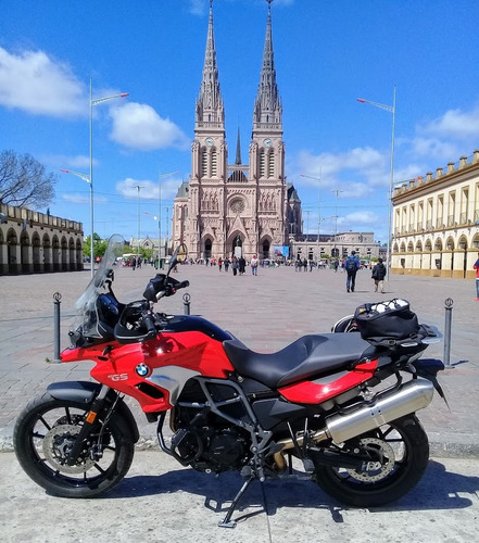vendo/permuto bmw f700 gs full (800cm3)- perfecto estado