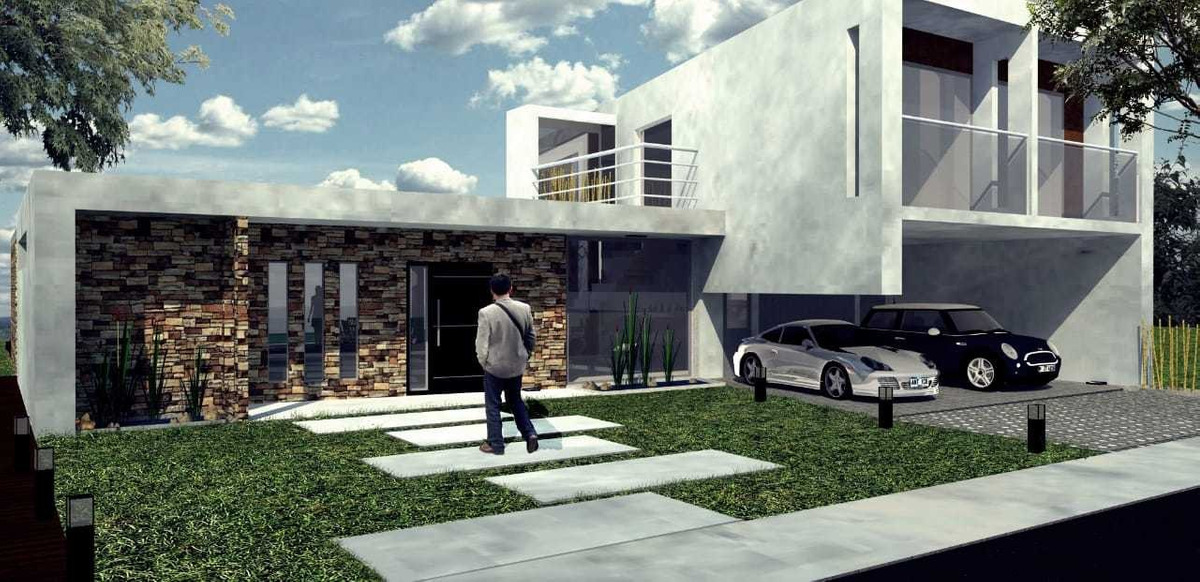 vendo,permuto,financio lote + casa a cosntruir