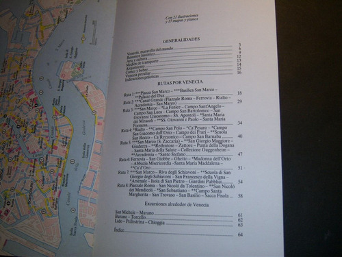 venecia. ciudades del mundo.  itinerarios. cultura. informa