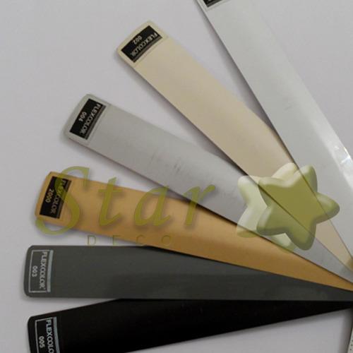 venecianas de aluminio de 25 mm  - star deco