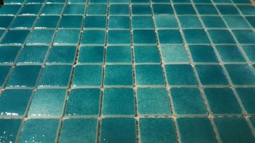venecita premium de 2,5 x 2,5 color verde esmeralda oscuro