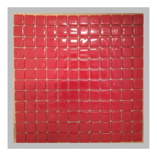 venecita rojo calidad premium 2,5x2,5 x m2