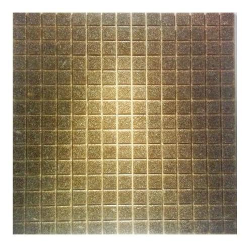 venecitas marron medio 2x2 cm biseladas revestimiento  x m2