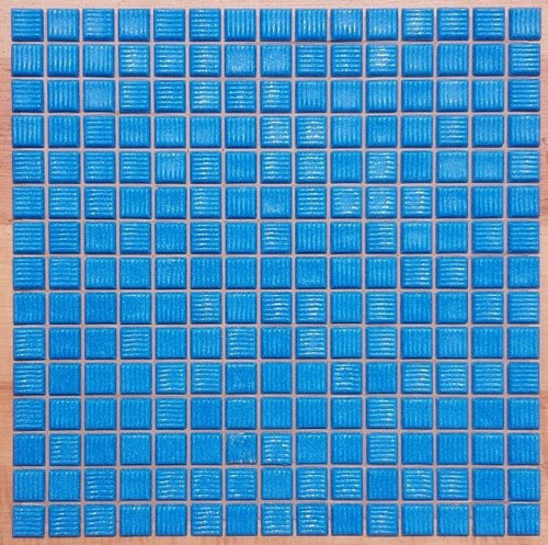 venecitas x plancha 33x33cm celeste importadas
