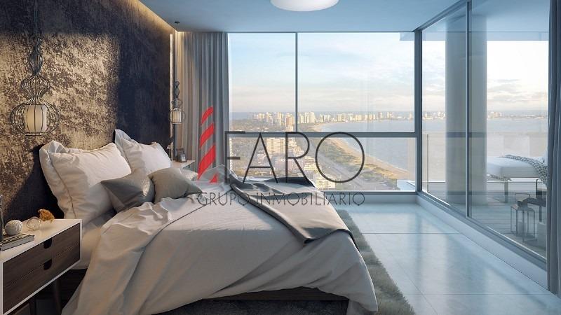 venetian tower 3 dormitorios en suite con terraza y garage-ref:36065