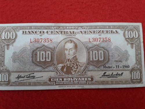 venezolano año billete colección