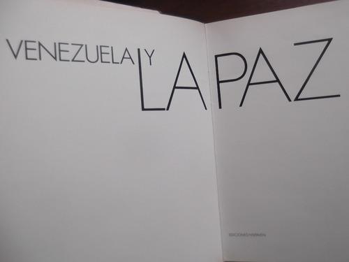 venezuela y la paz varios artistas tapa dura edicion lujo