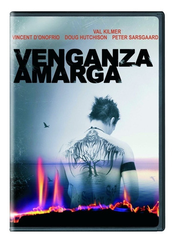 venganza amarga val kilmer pelicula dvd
