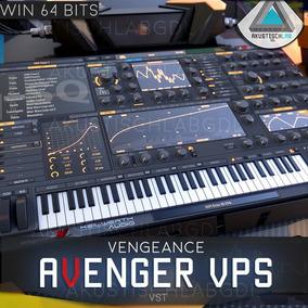 Vengeance Sound Avenger Vps Windows Vst Synth Serum Nexus