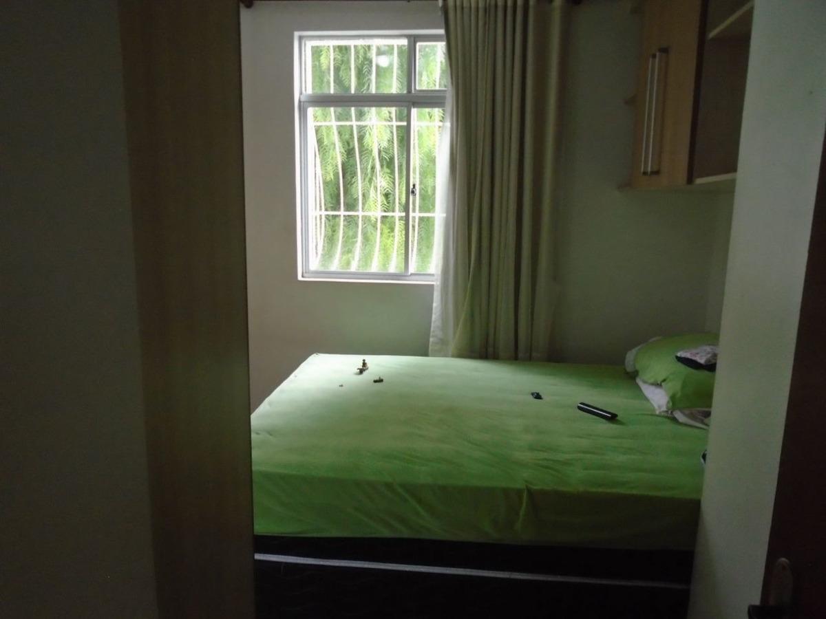 venha morar neste apto 2 quartos com 1 vaga - 590