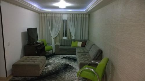 venha morar no bairro cerâmica apto 82 m² são caetano do sul - 937