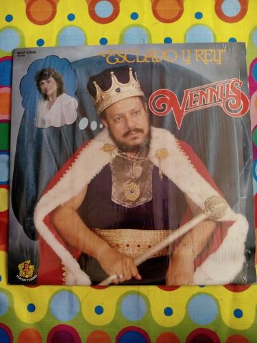 vennus lp1987  esclavo y rey r