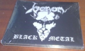 venom - black metal - (nac)
