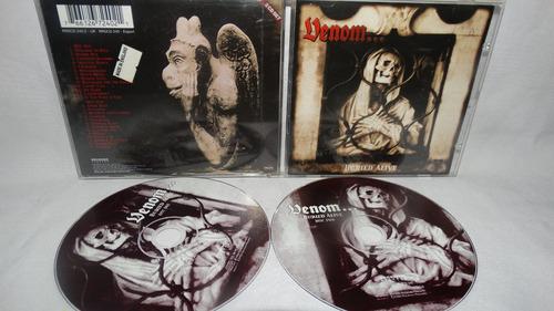 venom - buried alive (2 cds reciver records '99)