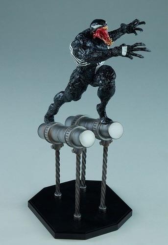 venom by rafael albuquerque marvel figura 1 10 iron studios