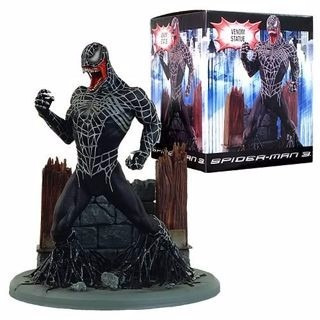 venom estatua 11pulg. (spiderman) | en stock
