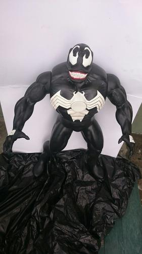 venom serie spiderman toy biz marvel 1994 audio ingles