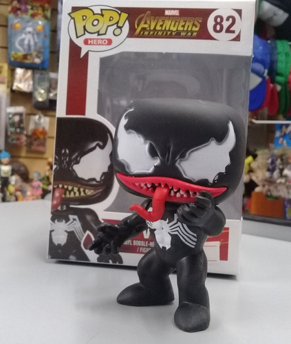 venom simil funko pop. fotos reales!