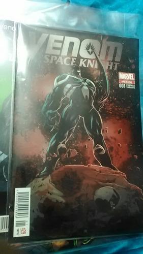 venom space knight #1. español