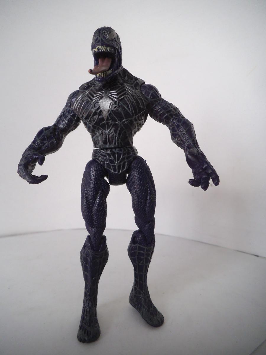 venom spiderman 3 hasbro 03 29999 en mercado libre
