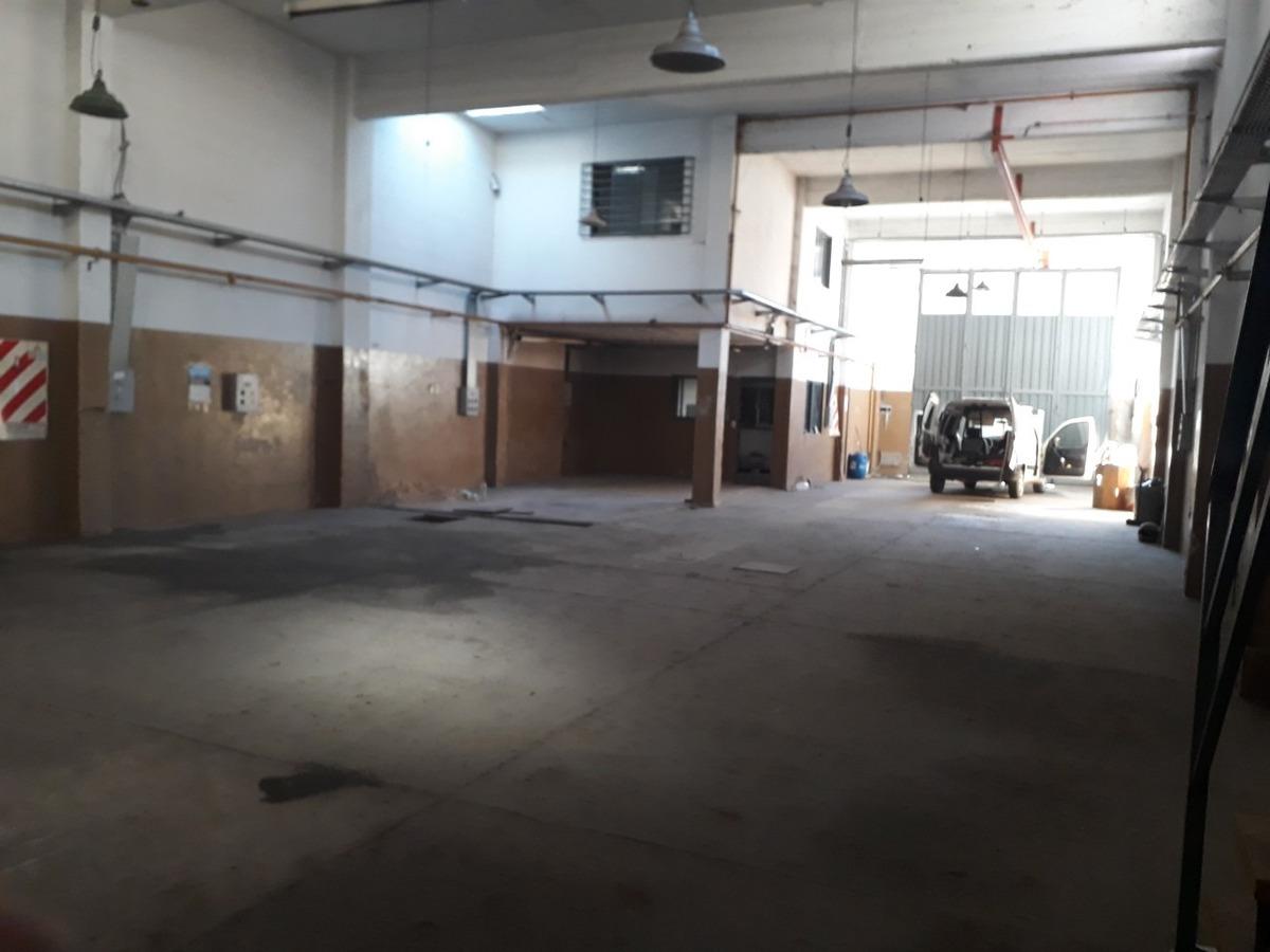 venta 1 depósito galpón 400 m2 industrial r4  r8 san martín