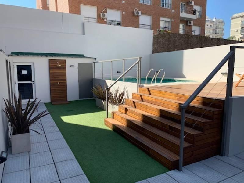 venta 1 dormitorio a estrenar con amenities - balcarce 1400 rosario