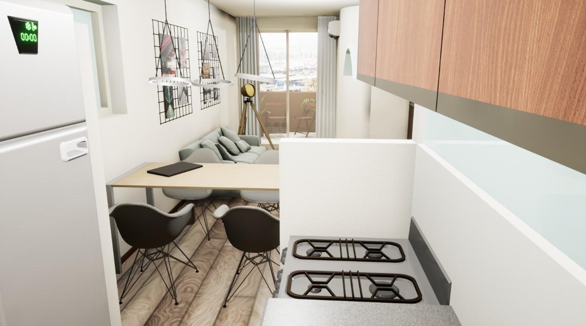 venta 1 dormitorio amplio y calidad