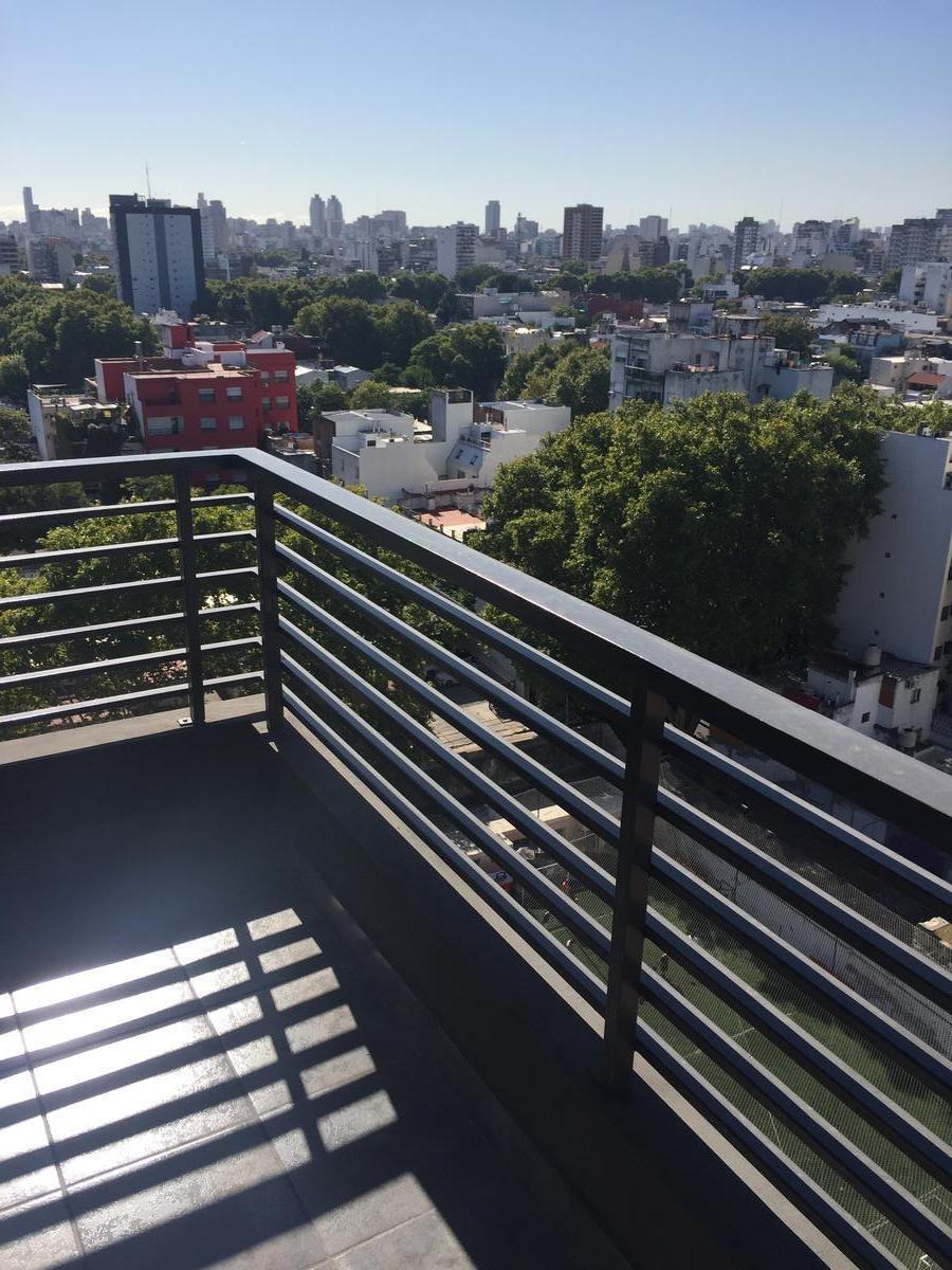 venta 1 y 2 ambientes en villa crespo.