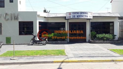 (venta 162) consultorio médico en cim - miramar. consultorio